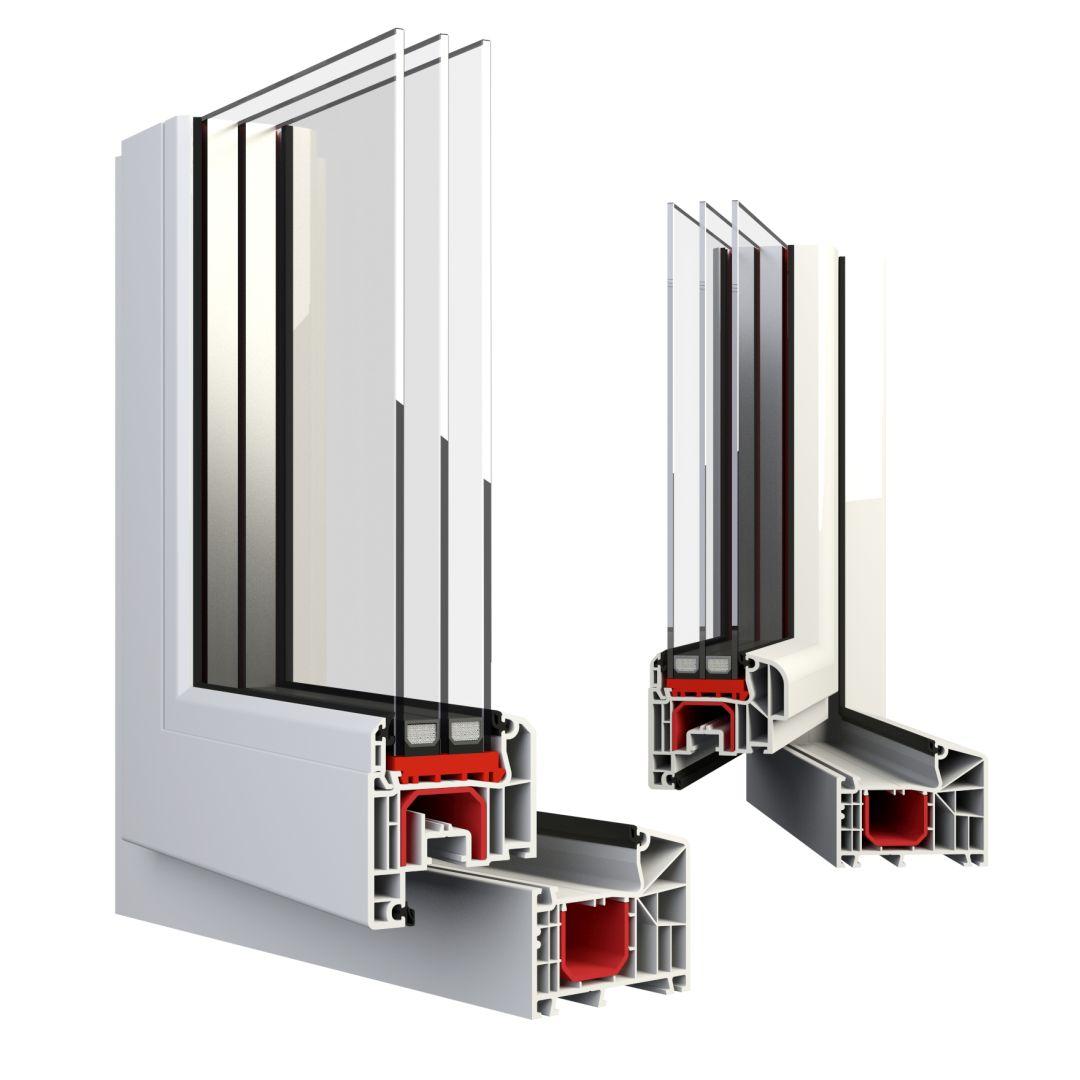 Berühmt Aluplast IDEAL 4000 - Fenster ID 4000 günstig kaufen - fensterblick.de YR57