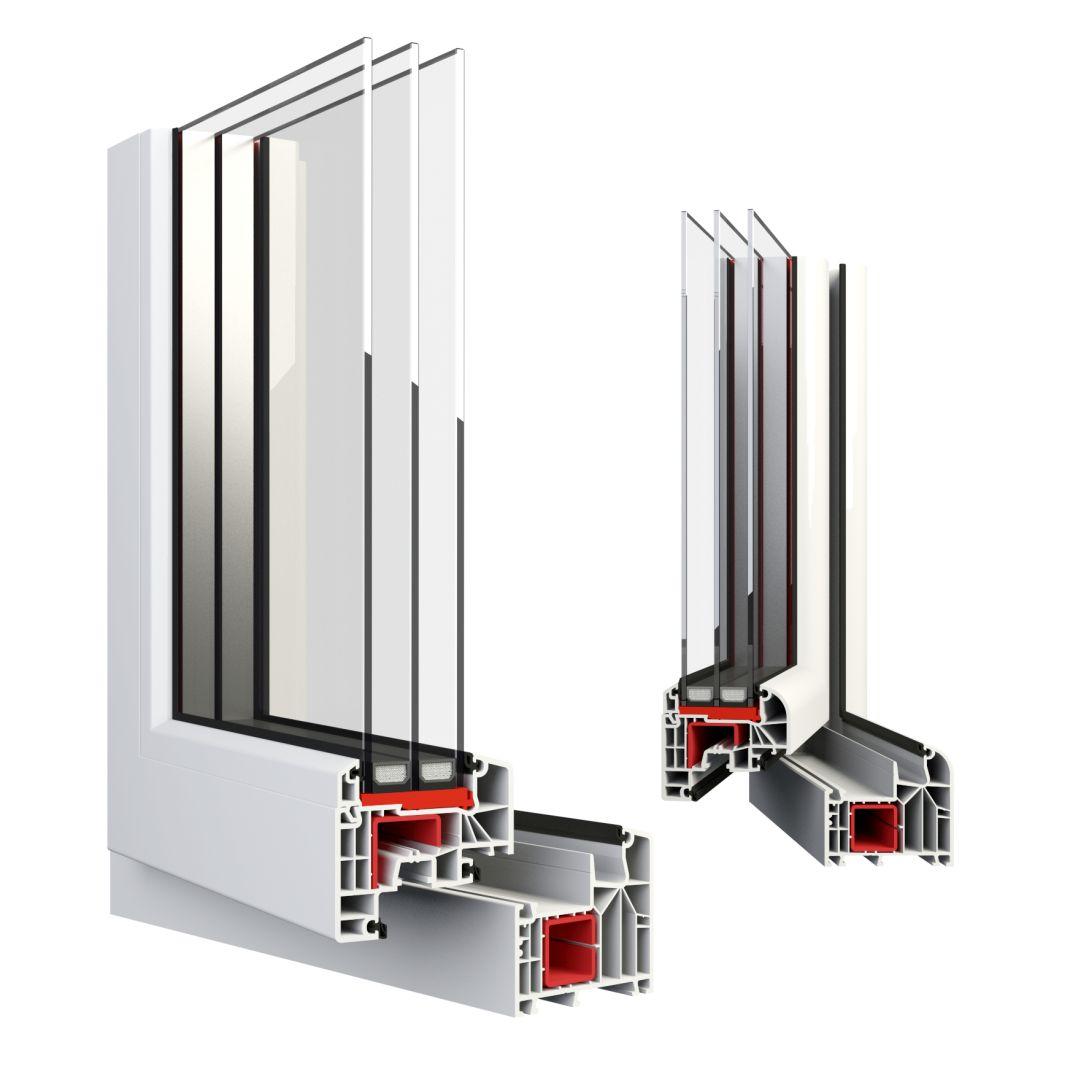 Häufig Aluplast IDEAL 8000 - Fenster ID 8000 online kaufen - fensterblick.de LA27
