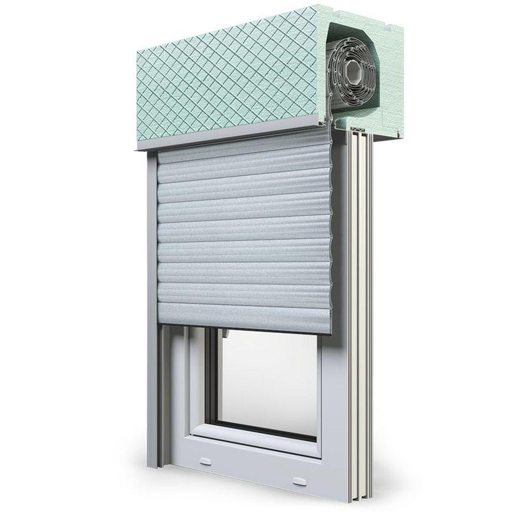 erstklassige Qualität bezahlbarer Preis kauf verkauf Aufsatzkasten ROKA-TOP 2 RG | flexible Wärmedämmung mit ...