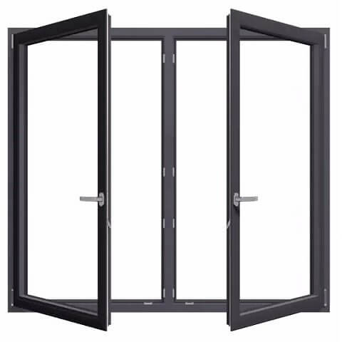 aluminiumfenster mb 70 hi online kaufen. Black Bedroom Furniture Sets. Home Design Ideas