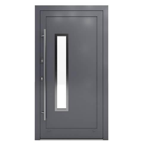 alu haust r gelsenkirchen modell 1 drutex t ren online kaufen. Black Bedroom Furniture Sets. Home Design Ideas
