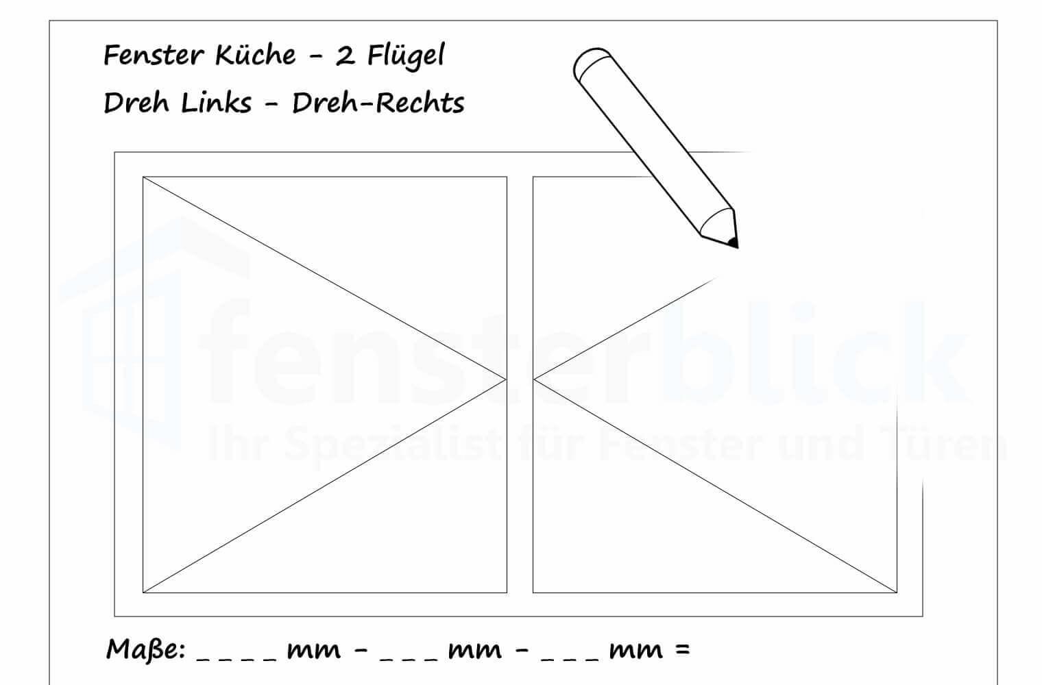 Bekannt Fenster ausmessen - Wie nehme ich das Aufmaß beim Fenster NK37