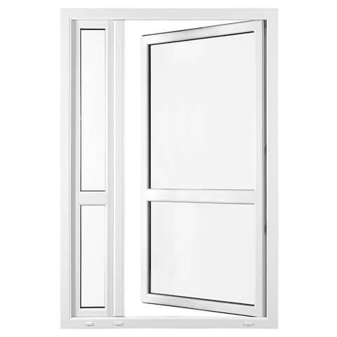 Trendig Balkontür Weiß kaufen – herlich und individuell - fensterblick.de JM59
