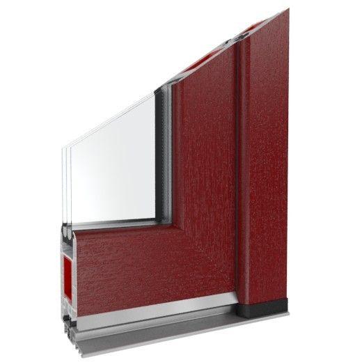Haustür Rot Kaufen Türen Mit Trendfarben Fensterblickde