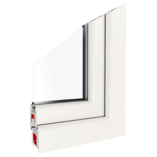 Kunststofffenster weiß  Kunststofffenster Weiß kaufen – Die Optik von Schnee - fensterblick.de