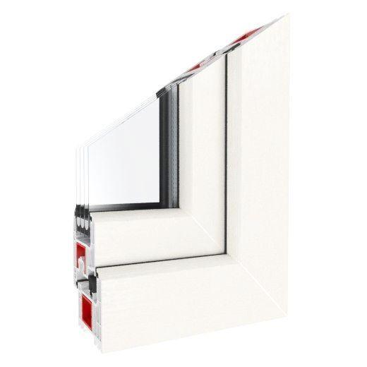 Kunststofffenster weiß  Fenster Weiß kaufen – Der Klassiker der Fensterfarben ...
