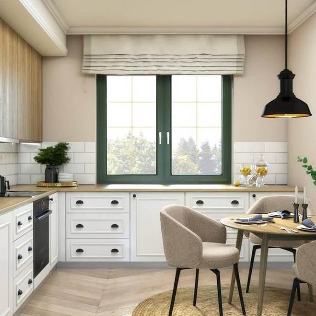 Kuchenfenster Online Gestalten Gunstig Kaufen Fensterblick De