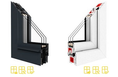 Fenster-Vergleich: Kunststoff, Holz & Alu - Vorteile ...