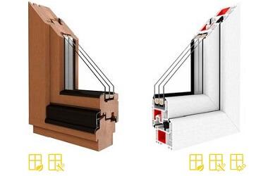 Fenster Vergleich Kunststoff Holz Alu Vorteile
