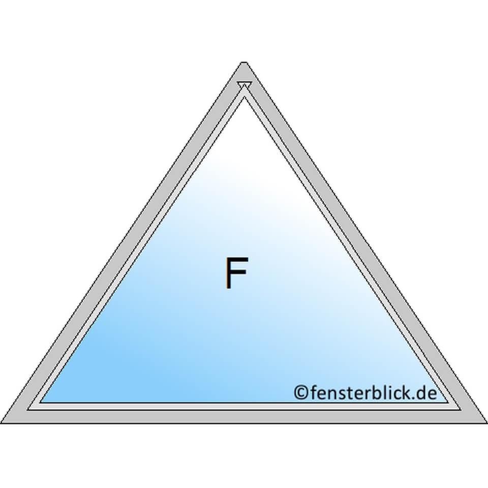 Dreieck fenster excellent wohnkultur rollo cool geraumiges wohnzimmer mit enorm plissee with - Verdunkelung fur dreiecksfenster ...