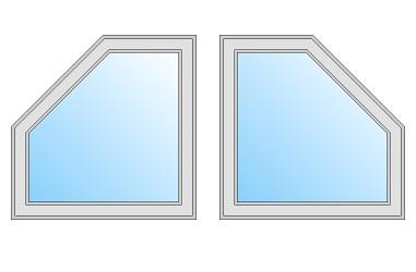 giebelfenster g nstig online kaufen. Black Bedroom Furniture Sets. Home Design Ideas
