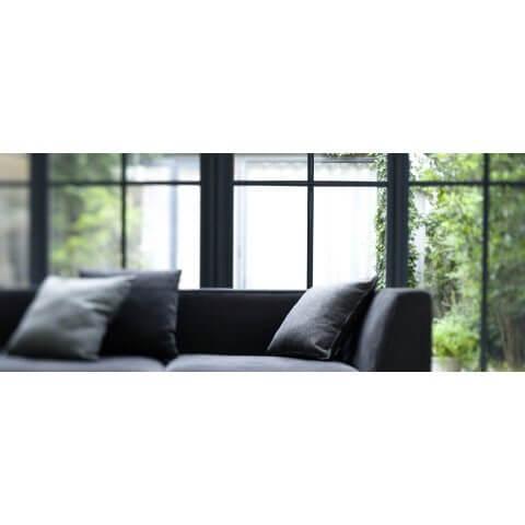 Kunststofffenster anthrazit sprossen  Iglo 5 Fenster - DRUTEX günstig kaufen - fensterblick.de