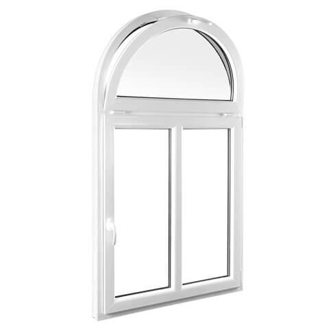 Fenster Mit Rundbogen : iglo 5 fenster drutex g nstig kaufen ~ Markanthonyermac.com Haus und Dekorationen