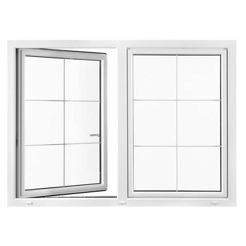 Iglo 5 fenster drutex g nstig kaufen - Fensterrahmen innen ...