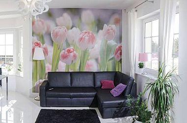 Wohnzimmerfenster Mit Sprossen In Weiss