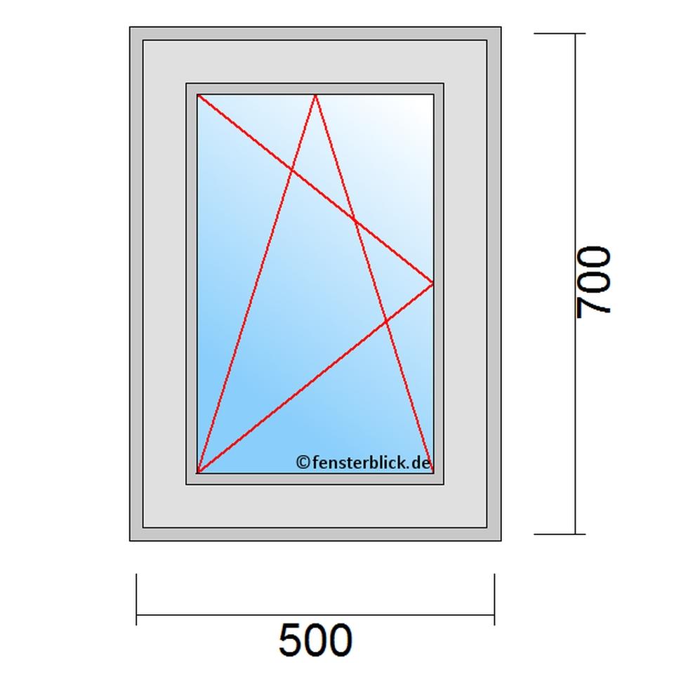 Fenster 50x70 Cm Einfach Online Bestellen Fensterblick De