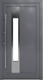 Alu Haustür Kiel Modell 11 - DRUTEX Türen online kaufen ...