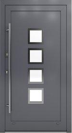 aluminium haust rmodelle drutex t rf llungen. Black Bedroom Furniture Sets. Home Design Ideas