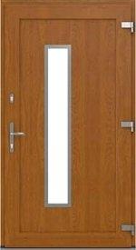 Bevorzugt Haustür Golden Oak kaufen – Der Klassiker mit Holzcharakter UB53