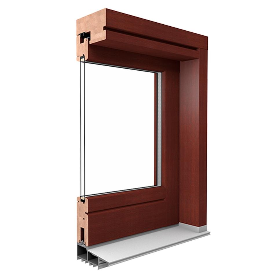 Holz Hebeschiebetür Softline Hs Online Kaufen Fensterblickde