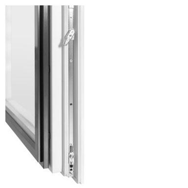 Holzfenster Weiß Kaufen Weiße Fenster Fensterblickde