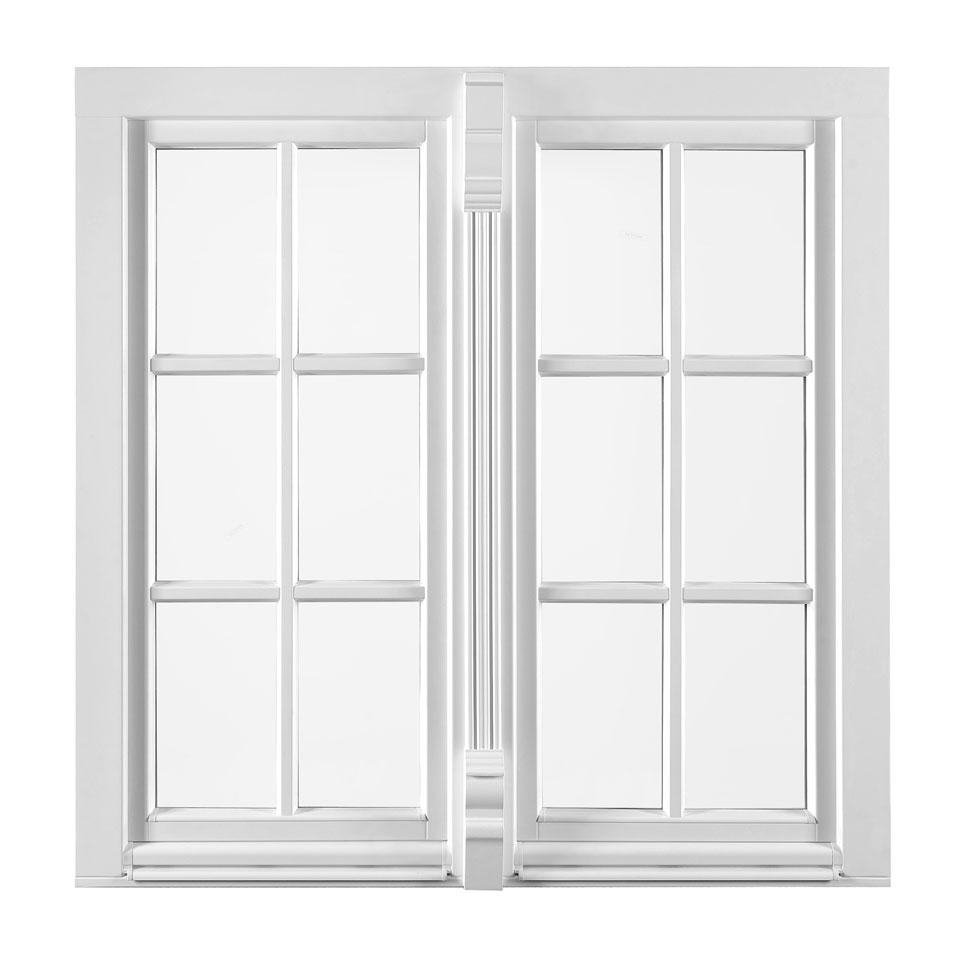 Weiße Kunststofffenster holzfenster weiß kaufen weiße fenster fensterblick de