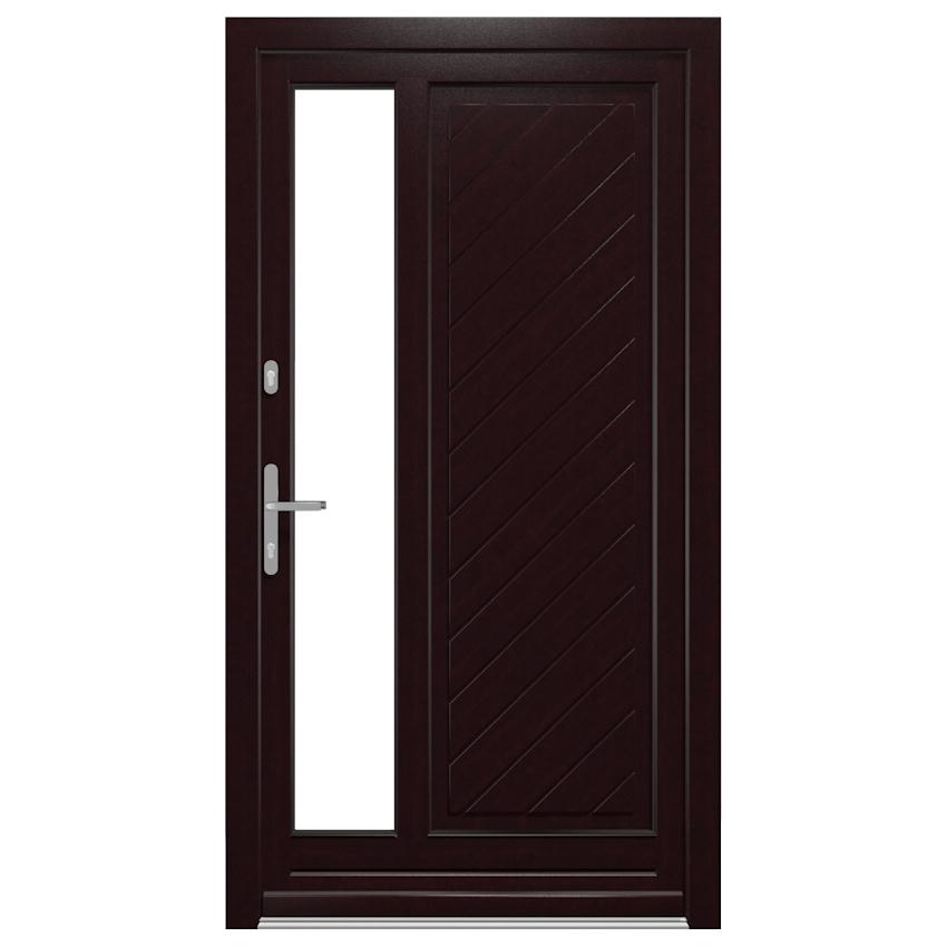 holzt r schwarzbraun kaufen schwarzbraune holz haust ren. Black Bedroom Furniture Sets. Home Design Ideas