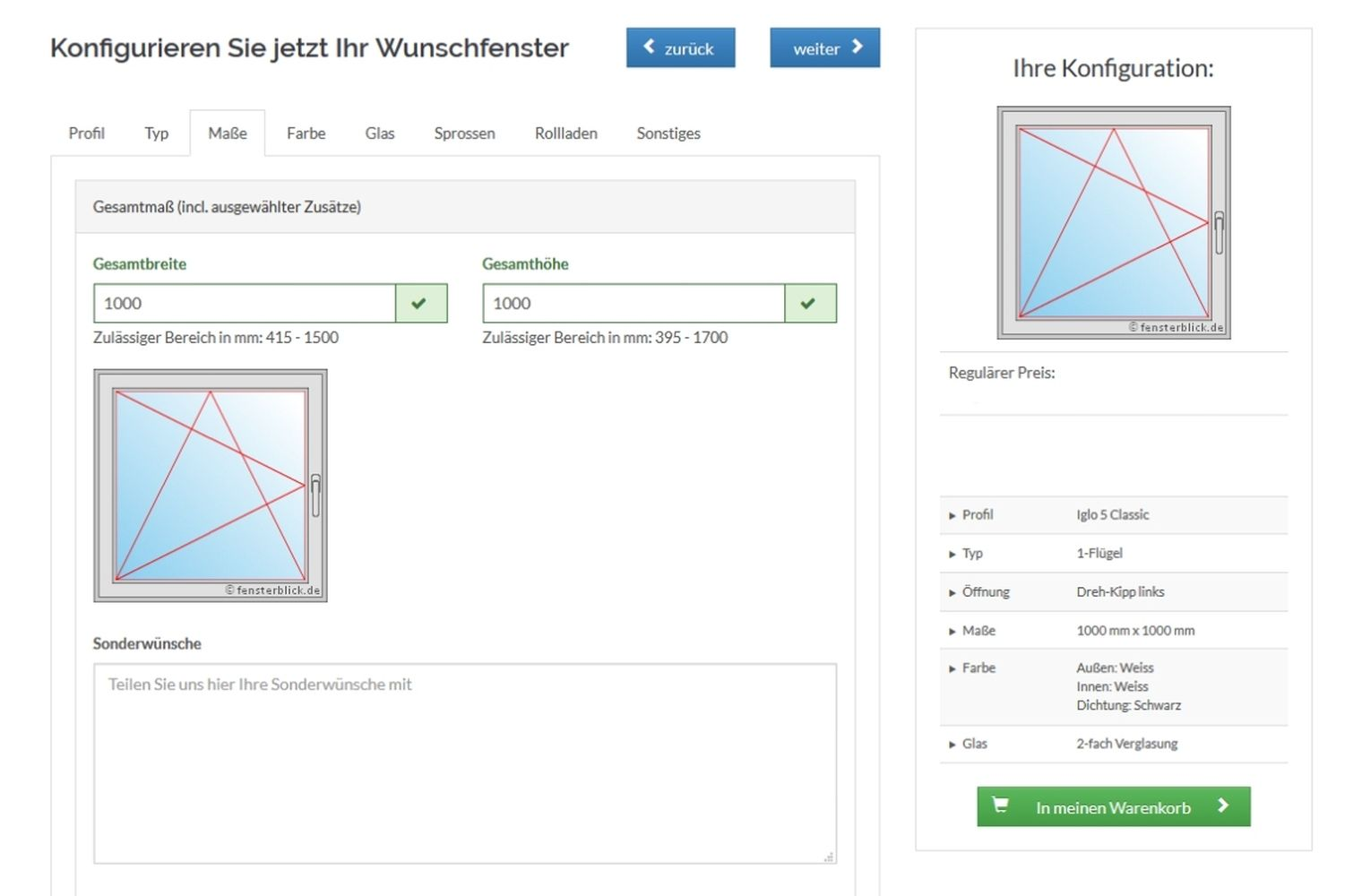 Hervorragend Alu Fenster Preise und Kosten | Online Kaufen mit Qualitätssiegel ZN41