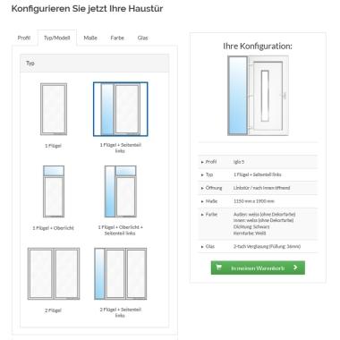 haust r mit rundbogen wundersch ne t ren online gestalten. Black Bedroom Furniture Sets. Home Design Ideas