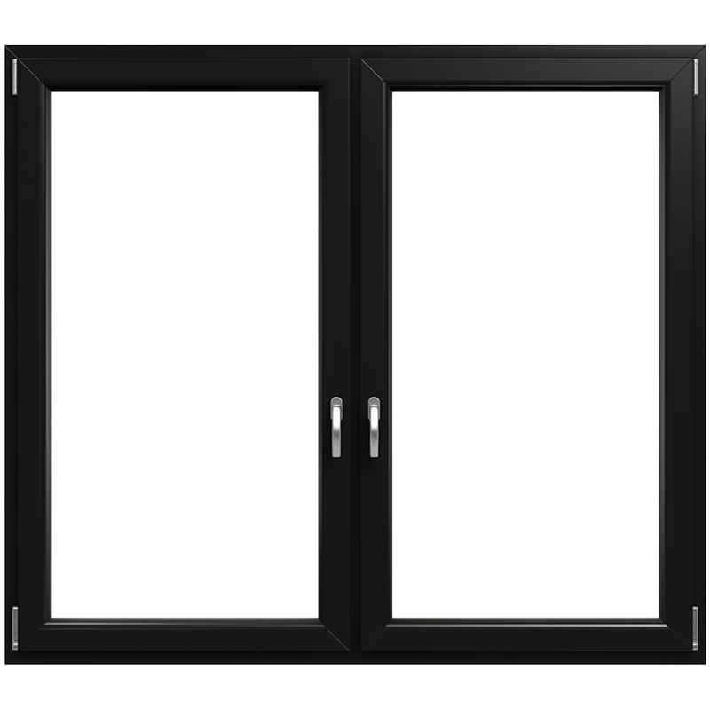 Fenster schwarz kaufen edel hochwertig for Kunststofffenster konfigurator