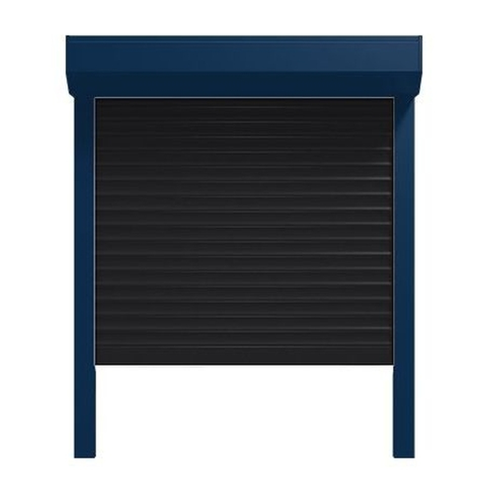 rollladen anthrazit kaufen rollladen in anthrazitgrau. Black Bedroom Furniture Sets. Home Design Ideas