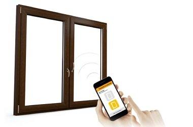 smart home fenster g nstig kaufen online preisvorteil. Black Bedroom Furniture Sets. Home Design Ideas