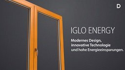 Video Fenster DRUTEX Iglo Energy