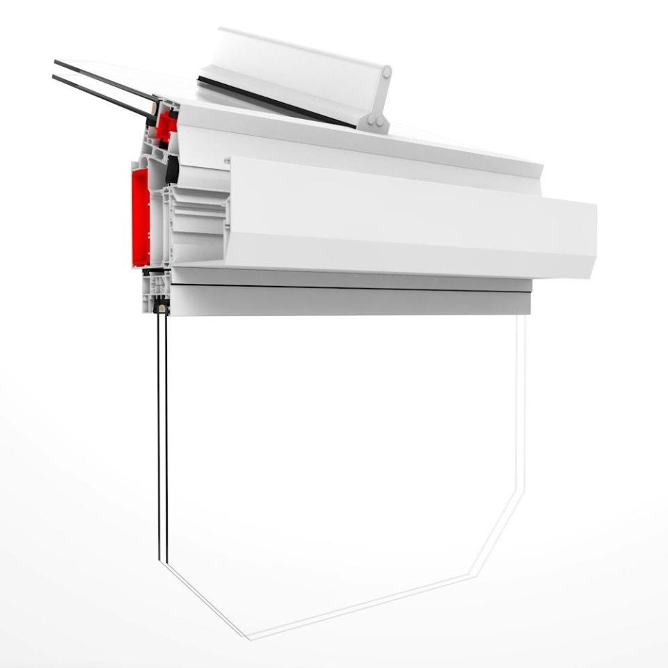 Aluminium Wintergarten Mb Wg60 Online Kaufen Fensterblick De
